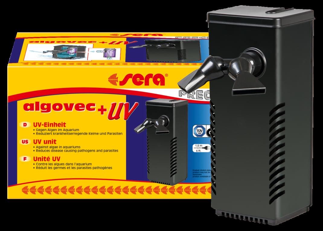 Sera Algovec UV 9x22x9 cm  met korting aantrekkelijk en goedkoop kopen