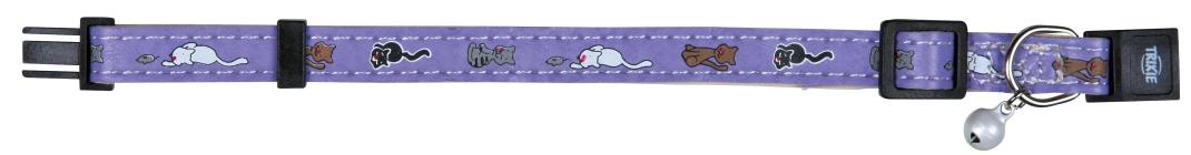 Trixie Collar para Gatos, Ecopiel