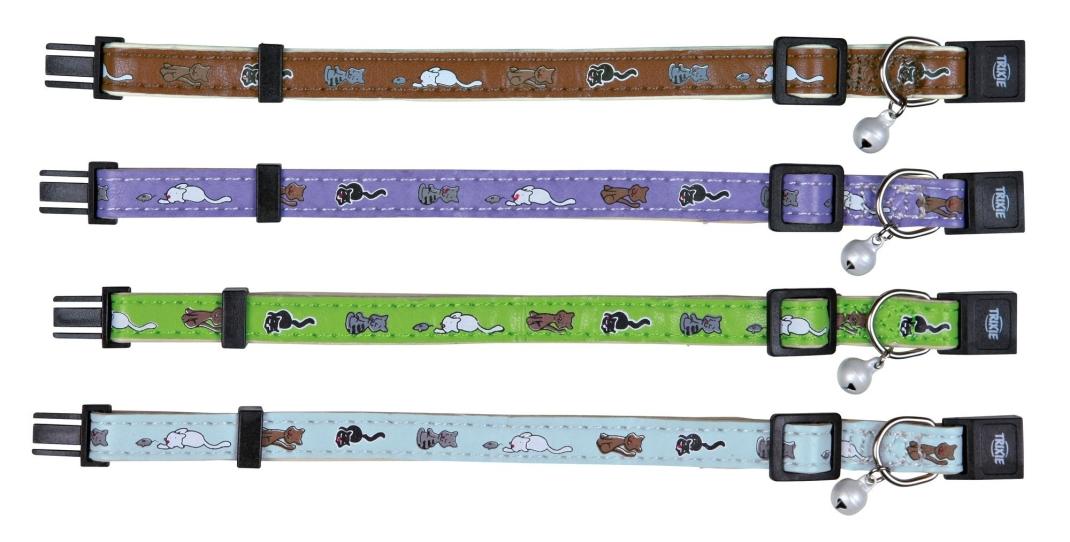 Trixie Collar para Gatos, Ecopiel  4011905042039 opiniones