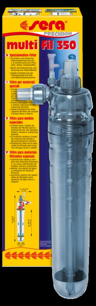 Sera Multi Fil 350 500 ml  met korting aantrekkelijk en goedkoop kopen