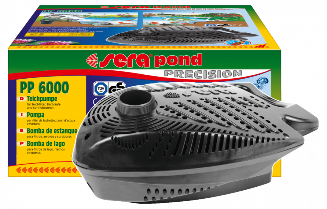 Sera Pond PP 6000 Vijverpomp  65 W