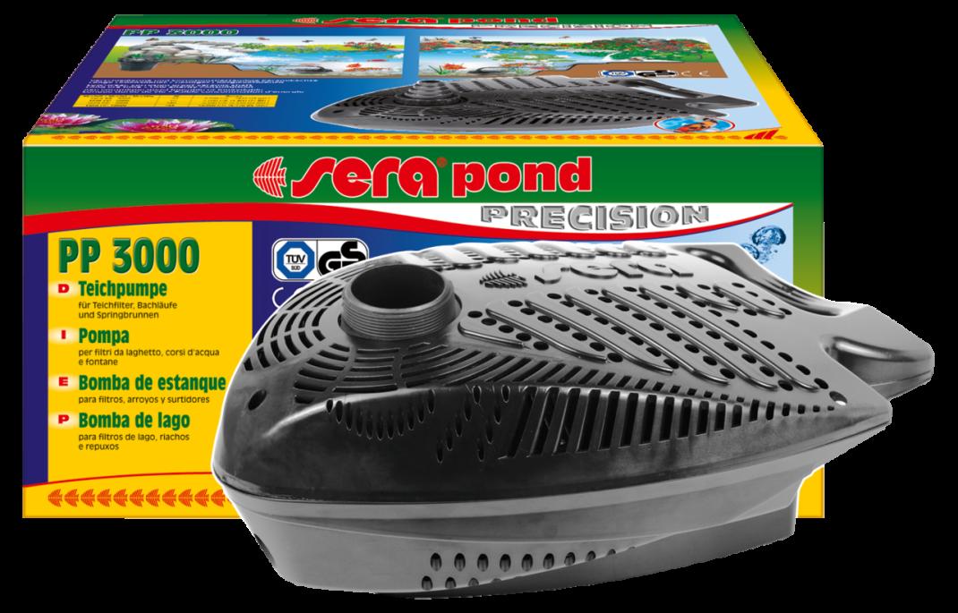 Sera Pond PP 3000 Vijverpomp 55 W  met korting aantrekkelijk en goedkoop kopen