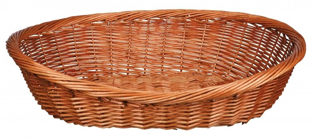 Trixie Dog Basket 80x56 cm Vaalean ruskea osta edullisesti
