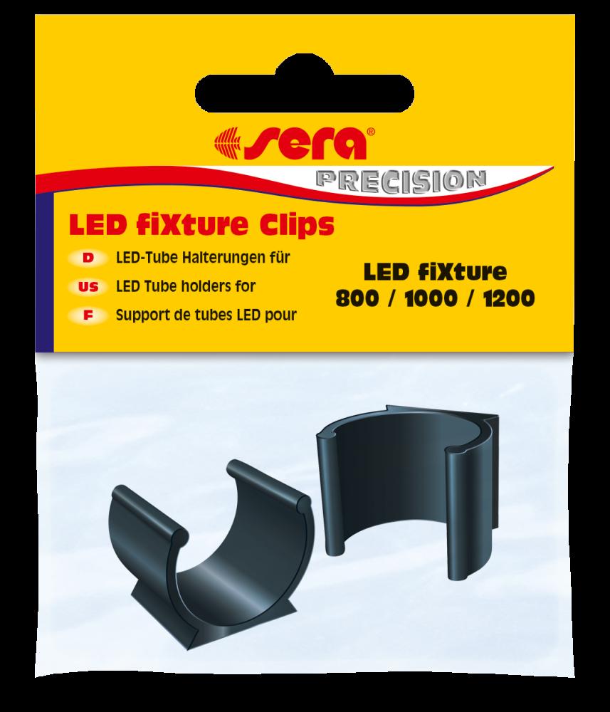 Sera LED fiXture Clips Zwart  met korting aantrekkelijk en goedkoop kopen
