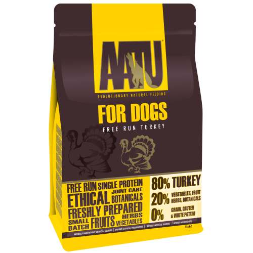 For Dogs - 80/20 Turkey 5 kg
