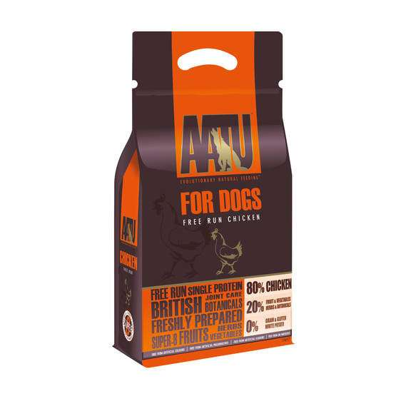 AATU For Dogs - 80/20 Kip 1.5 kg 5060189111879