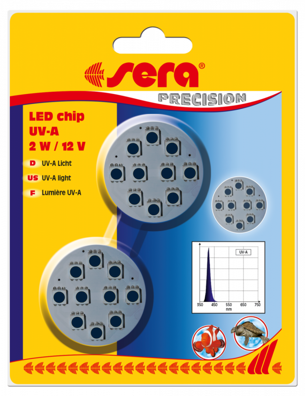 Sera LED Chips - Ultra Blue  Marine