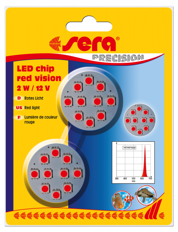 Sera LED Chips - Red Vision  Rood