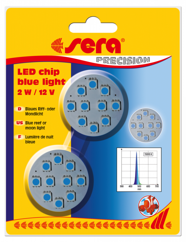 Sera LED Chips - Blue Light