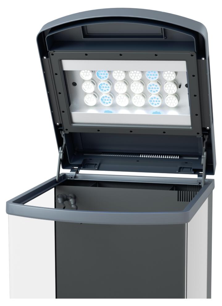 Sera Marin LED-Lichtkap Compleet Zwart  met korting aantrekkelijk en goedkoop kopen
