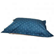 BeOneBreed Cloud Pillow Blu chiaro
