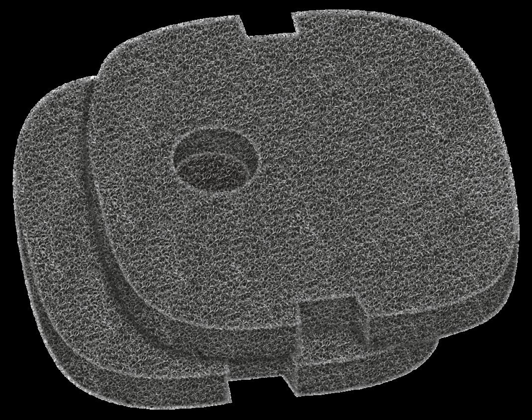 Sera Filterschwamm für Fil Bioactive 130 / 130+UV Schwarz