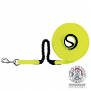 Easy Life Tracking Leash with Shock Absorber Yellow