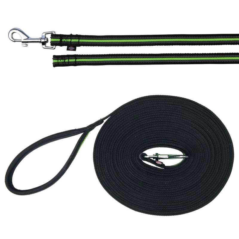 Trixie Fusion Tracking Leash Green 300/1.7 cm buy online