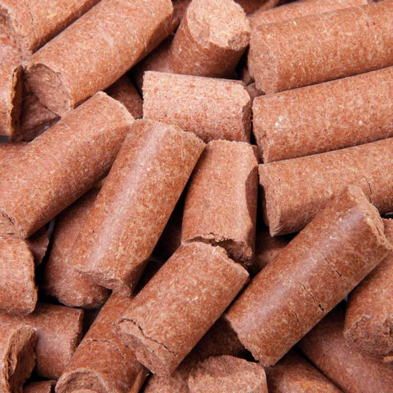 Eggersmann Tasty Bricks Carrot  Wortel 1 kg
