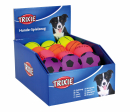 Assortment Toy Balls, Foam Rubber, floatable 24 Pcs from Trixie