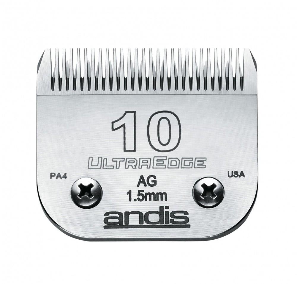 Trixie Cuchilla de Repuesto para Andis de Tipo MBG-2 y AGC-2  0040102640711 opiniones