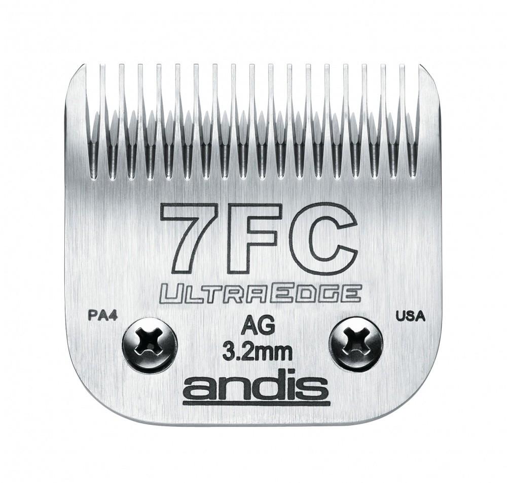 Trixie Cuchilla de Repuesto para Andis de Tipo MBG-2 y AGC-2  3.2 mm