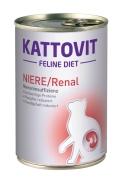 Kattovit Feline Diet Renal (Insuficiencia renal) 400 g