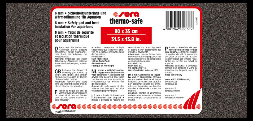 Sera Thermo-Safe