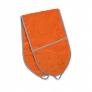 Modern Pocket Towel - Turquoise Orange