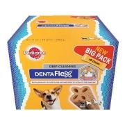 Pedigree DentaFlex Maxi Pack per Cani di Taglia piccola 9x40 g