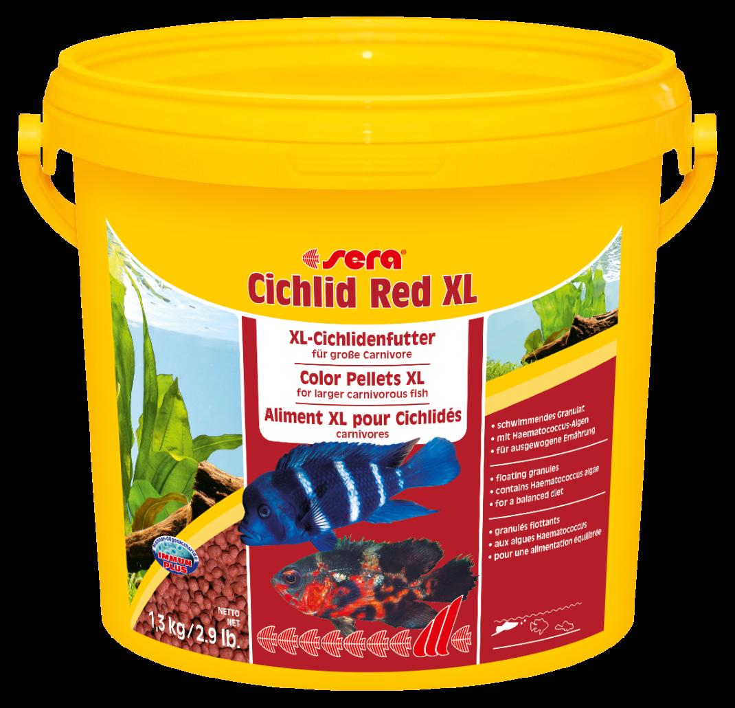 Sera Cichlid Red XL  1.3 kg