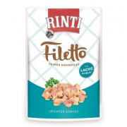 Filetto - Filet de Poulet et Saumon in Jelly 100 g