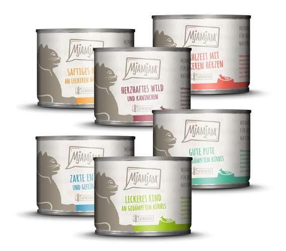 MjAMjAM Mix package III 6x200 g 4260512870225 anmeldelser