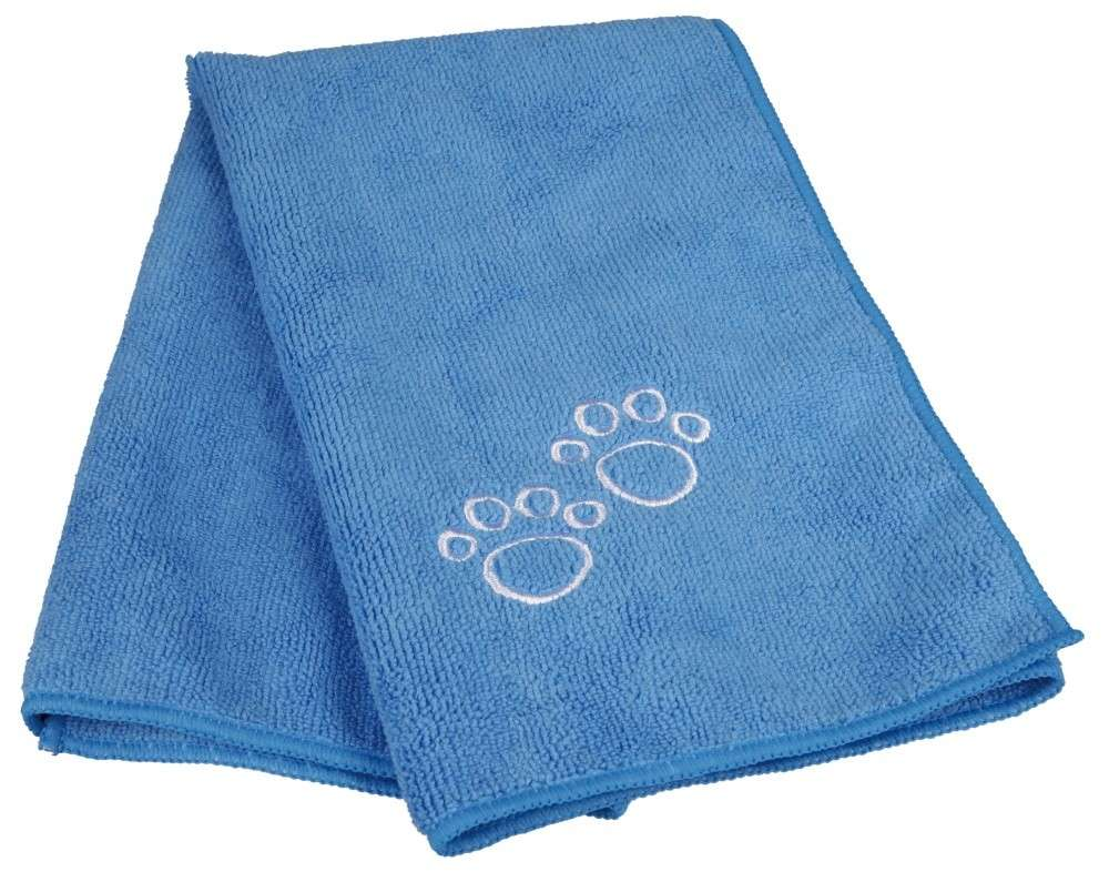 Neckerchiefs & Bandanas Towel, Blue 50x60 cm  by Trixie Buy fair and favorable with a discount