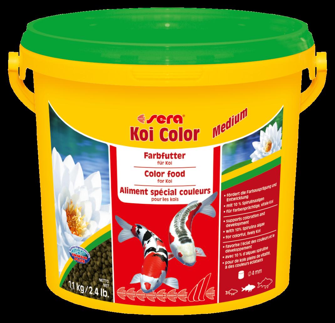 Sera Koi Color Medium  1.1 kg