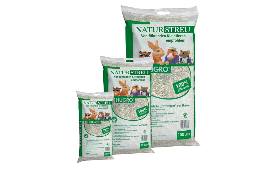 Hugro Natural Bedding 1 kg  osta edullisesti