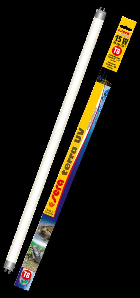 Terra UV T8 36 W  da Sera Compre a bom preço com desconto