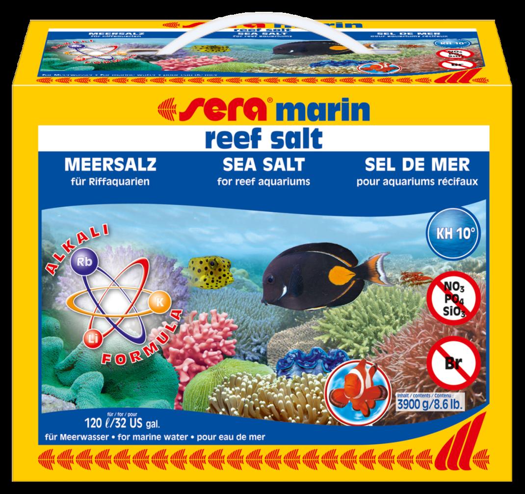 Sera Marin Reef Salt  3.9 kg
