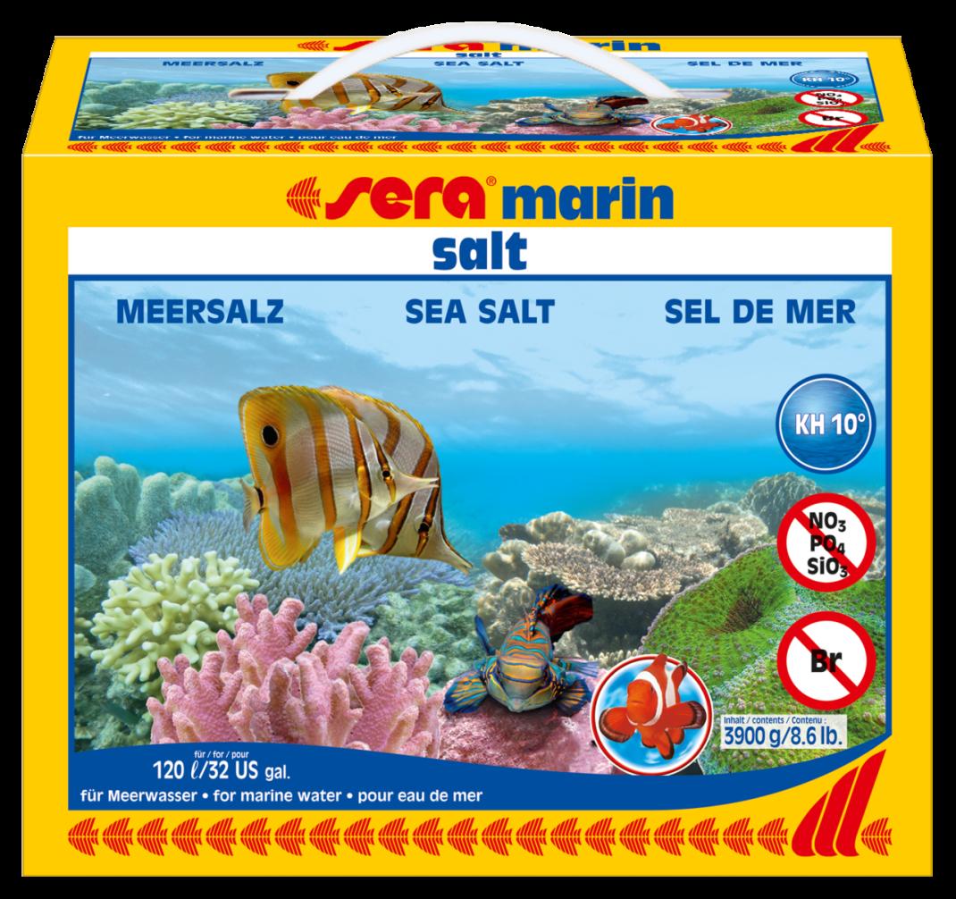 Sera Marin Salt  3.9 kg