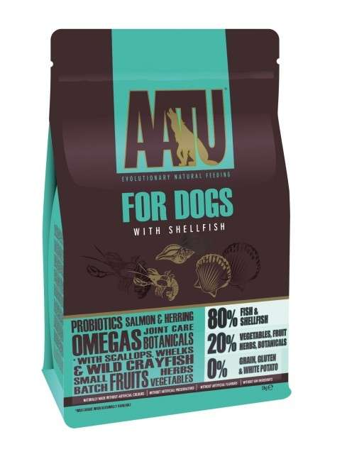 AATU For Dogs - Shellfish 5 kg