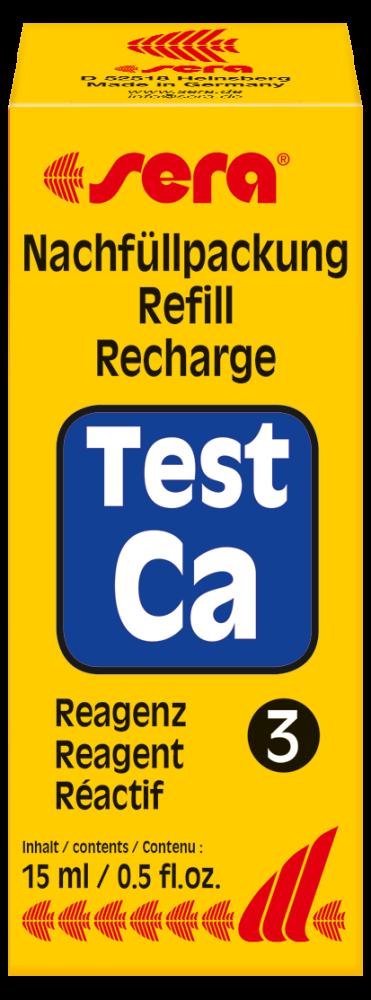 Sera Ca-Reageermiddel 3 15 ml  met korting aantrekkelijk en goedkoop kopen