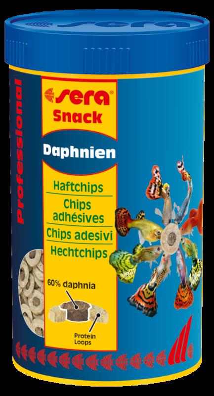 Sera Daphnia Snack Professional  96 g