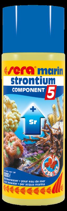 Sera Marin Component 5 Strontium  500 ml