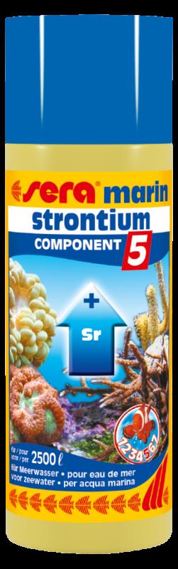 Sera Marin Component 5 Strontium 250 ml 4001942034265
