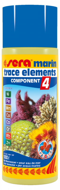 Sera Marin Component - 4 Trace Elements Kationics  500 ml