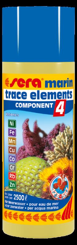 Sera Marin Component - 4 Trace Elements Kationics  250 ml