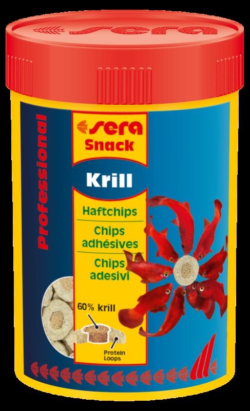 Sera Krill Snack Professional 36 g, 96 g