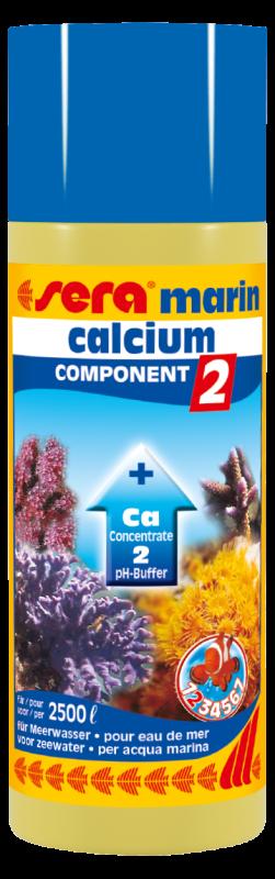 Sera Marin Component 2 Ca pH-Buffer 250 ml  met korting aantrekkelijk en goedkoop kopen