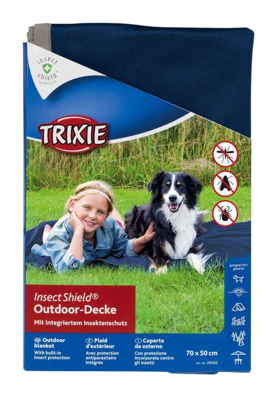 Trixie Insect Shield Outdoor-Deken 100x70 cm 4047974285725