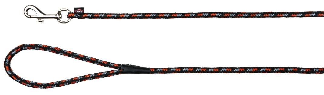 Mountain Rope Tracking Leash Svart 1000x0.8 cm från Trixie köp billiga på nätet