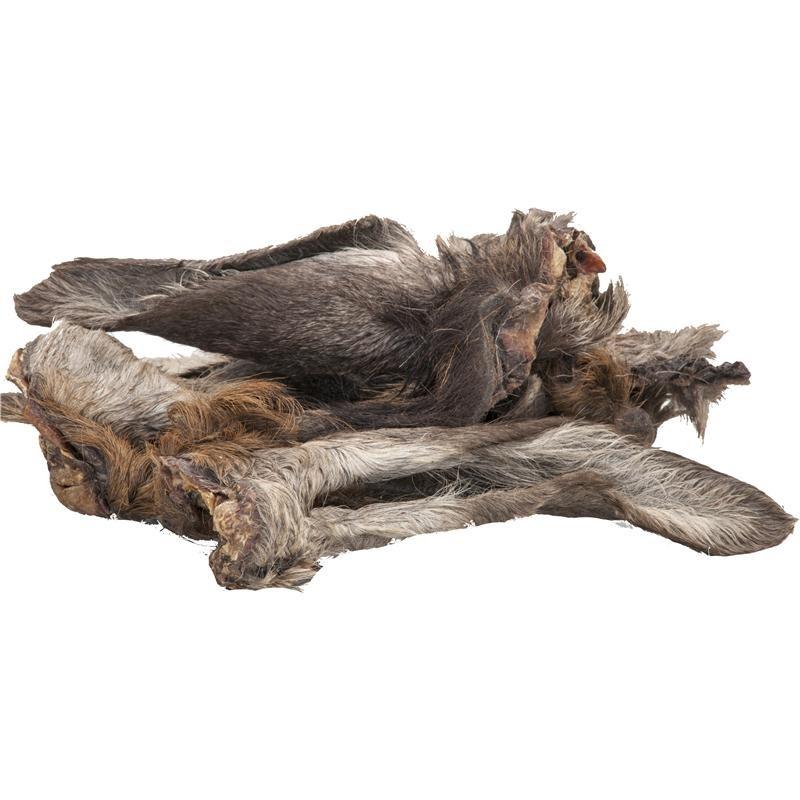 Classic Dog Snack Orejas de Ciervo con Pelo - 3 piezas