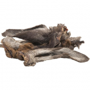 Snack Deer Ears with Fur, 3 pcs Hertenvlees