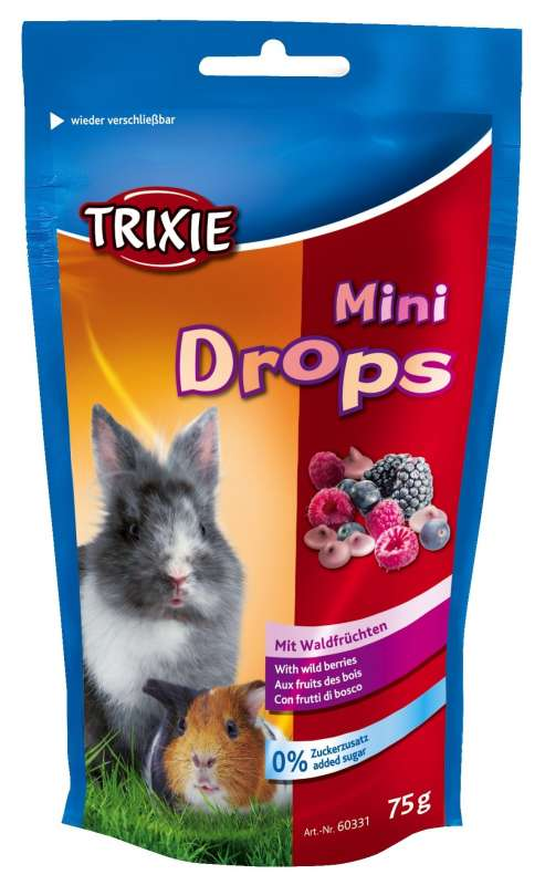 Trixie Mini Drops 75 g 4047974603314