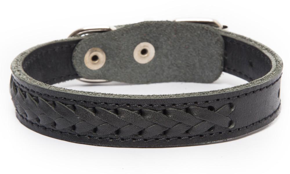 Bark&Bones Elita Collar Trenzado, Simple 36-36x2 cm